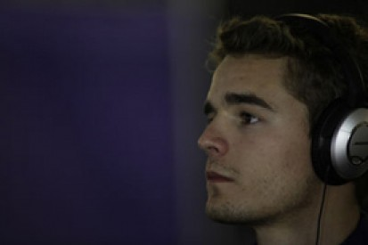 Abu Dhabi GP2: Tom Dillmann sidelined with neck injury from crash