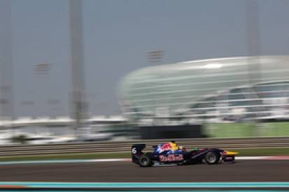 Abu Dhabi GP3: Toro Rosso F1 signing Daniil Kvyat takes pole