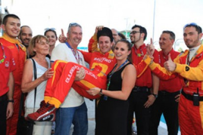 Abu Dhabi GP2: Leimer champion as Bird stalls and Rossi wins
