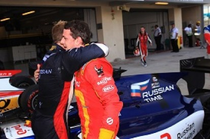 Abu Dhabi GP2: Fabio Leimer says title merited despite Sam Bird woe