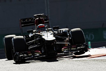 Abu Dhabi GP: Raikkonen to switch to short wheelbase car