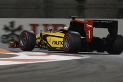 Abu Dhabi GP2: Marcus Ericsson on pole, Sam Bird leads title rivals