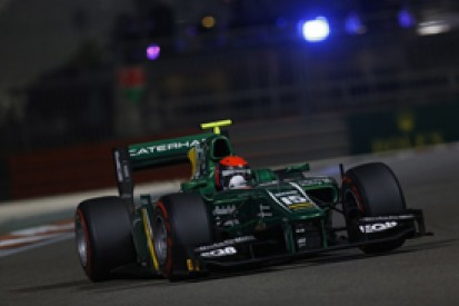 Abu Dhabi GP2: Alexander Rossi gets pole as Marcus Ericsson demoted