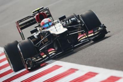 Lotus Formula 1 team sure Quantum investment deal will happen