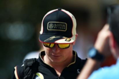 Analysis: Kimi Raikkonen's emotions surface in Lotus tensions