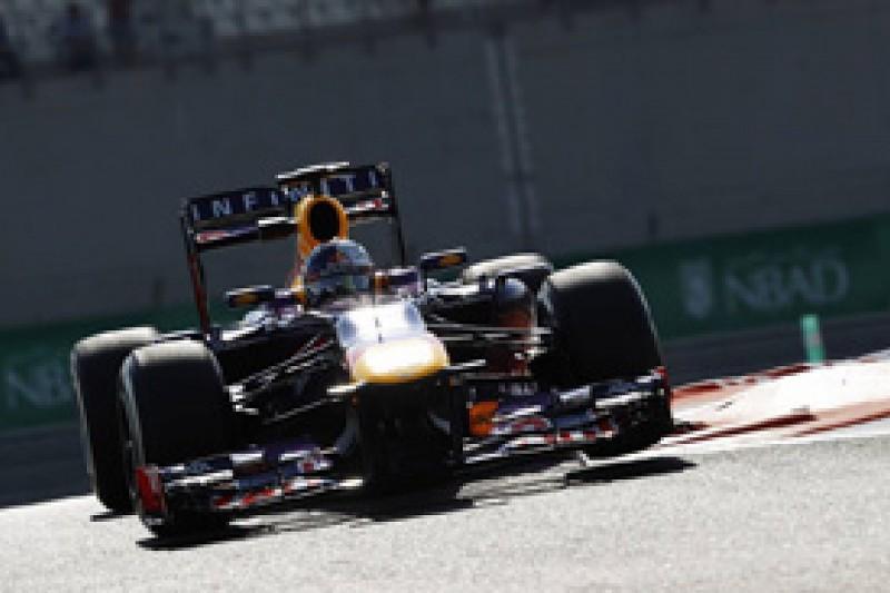 Abu Dhabi GP: Sebastian Vettel takes charge in second practice