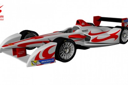 Ex-Formula 1 team Super Aguri to enter Formula E