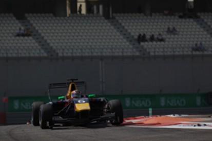 Abu Dhabi GP3: Toro Rosso F1 signing Daniil Kvyat leads practice