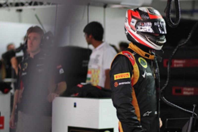 Kimi Raikkonen absence fuels doubts over Lotus F1 team relationship