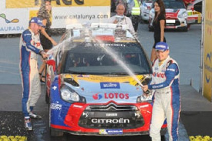 Robert Kubica plays down 2013 WRC Rally GB expectations