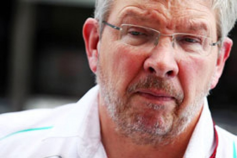 Mercedes refuses to comment on Ross Brawn F1 exit reports
