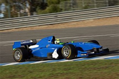 Tamas Pal Kiss ends Jerez Auto GP test on top