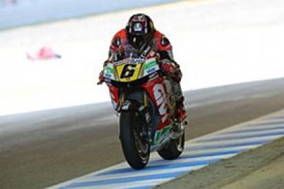 Stefan Bradl confident of full fitness for MotoGP finale