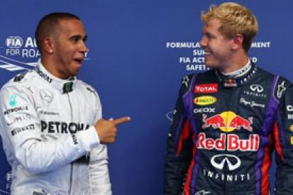 Lewis Hamilton: Sebastian Vettel could be greatest ever F1 driver
