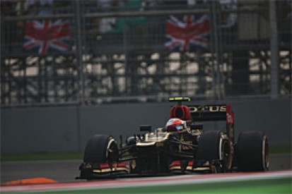 Lotus thinks Pirelli recommendation for Indian GP was too cautious