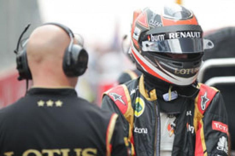 Eric Boullier apologises for Kimi Raikkonen/Lotus F1 radio exchange