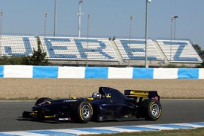 Meindert van Buuren tops first day of Jerez Auto GP test