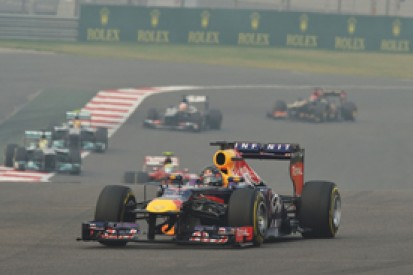 Indian GP: Red Bull says Sebastian Vettel failure fears were real