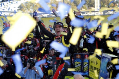 Martinsville NASCAR: Jeff Gordon takes first Cup win of 2013