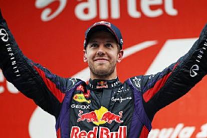 Massa believes Vettel has matched Senna's, Schumacher's greatness
