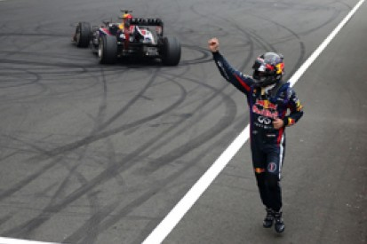 Indian GP: Sebastian Vettel called to stewards over donuts