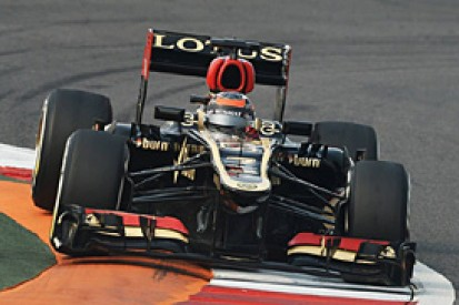 Indian GP: Raikkonen hampered by overheating brakes