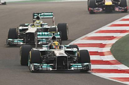 Indian GP: Hamilton laments 'pretty poor' race