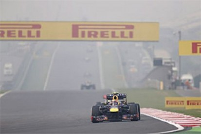 Indian GP: Webber says he has no complaints about strategy