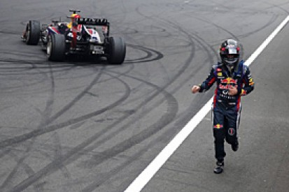 Indian GP: Vettel speechless after fourth F1 title