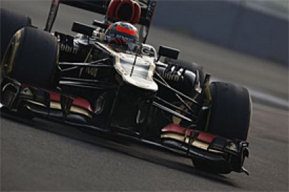 Indian GP: Raikkonen making progress with camber issues