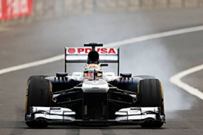 Indian GP: Williams to make slow pitstops after wheelnut issues