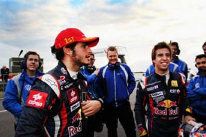 Red Bull juniors Carlos Sainz and Antonio Felix da Costa make Macau