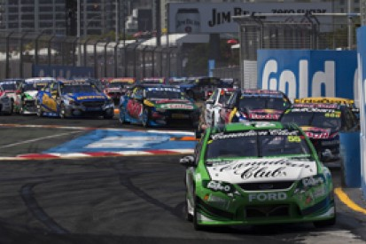 V8 Supercars Surfers Paradise: David Reynolds takes first win
