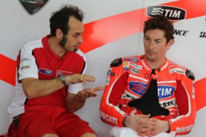 Ducati team manager Guareschi to head Rossi's Moto3 team