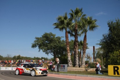 WRC Spain: Sordo, Latvala share lead after Ogier drama
