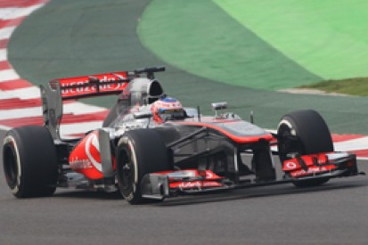 Indian GP: Jenson Button says McLaren tyre strategy 'hurts'