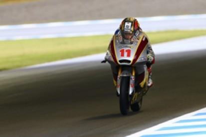 Injured Scott Redding qualifies 15th for Motegi Moto2