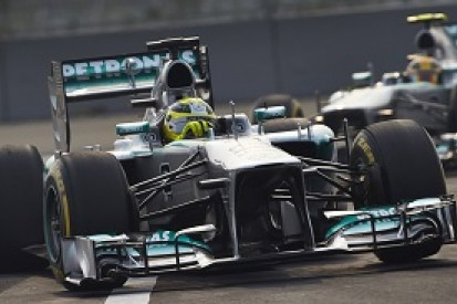Indian GP: Rosberg 'on a knife edge' to get anywhere near Red Bull