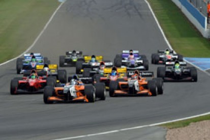 Formula 3 graduates set for post-season Auto GP Jerez test