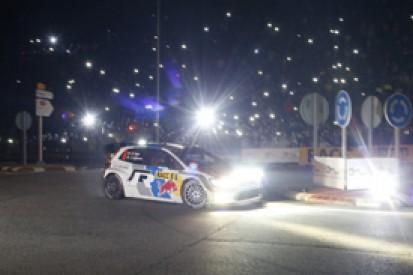 Spain WRC: Sebastien Ogier leads early Volkswagen one-two