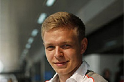 Kevin Magnussen sure he is ready for drive with top F1 team