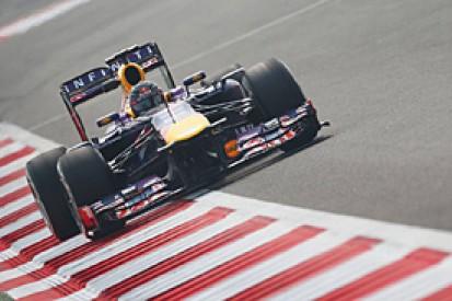 Indian GP: Sebastian Vettel stays ahead in second practice