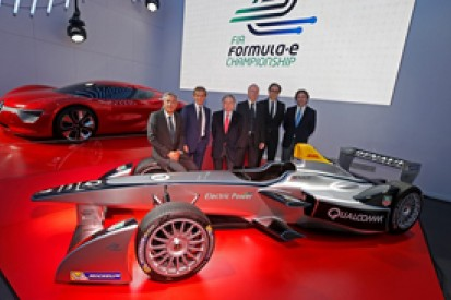 Alain Prost and DAMS join forces for Formula E programme