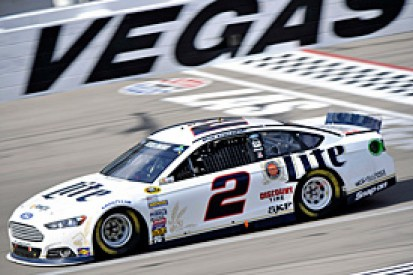 Penske believes 2013 NASCAR Sprint Cup slump helped Keselowski