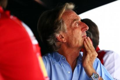 Ferrari boss Luca di Montezemolo fears for 'taxi-cab' F1