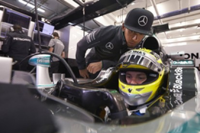 Rosberg: no fears of Mercedes F1 team bust-up with Hamilton