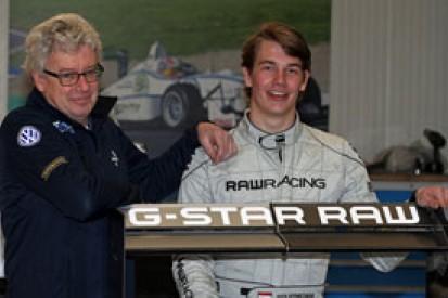 F1 veteran Adrian Sutil to coach Euro F3 rookie Jules Szymkowiak