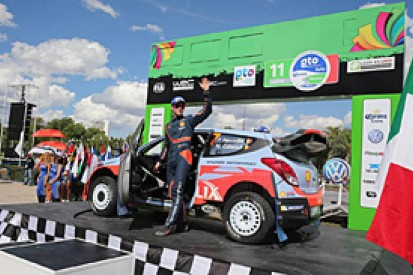 Thierry Neuville says he stayed calm during Rally Mexico drama