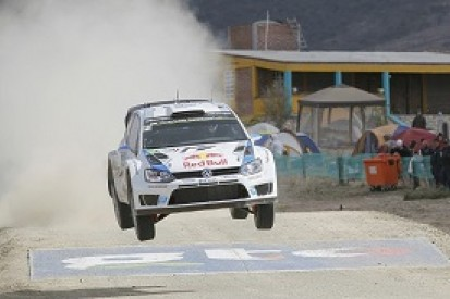WRC Mexico: Ogier dominates day two as Neuville closes in on third