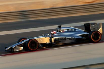 McLaren impressed by Formula 1 rookie Kevin Magnussen's progress